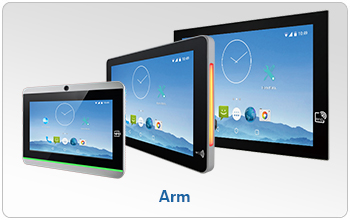 Winmate S-Serial HMI ARM Touch  Panel PC