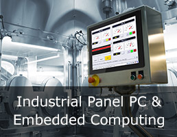 Industrial PPC & Embedded Computing