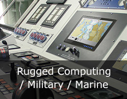 Rugged Computing / Military & Marine